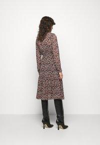 MICHAEL Michael Kors - DAINTY  - Shirt dress - dark ruby - 2
