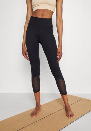 YOGA - Leggings - black