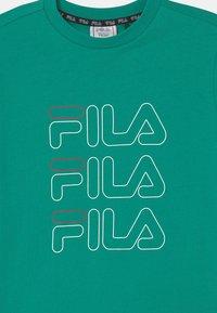 Fila - JULEON GRAPHIC - T-Shirt print - alhambra - 2