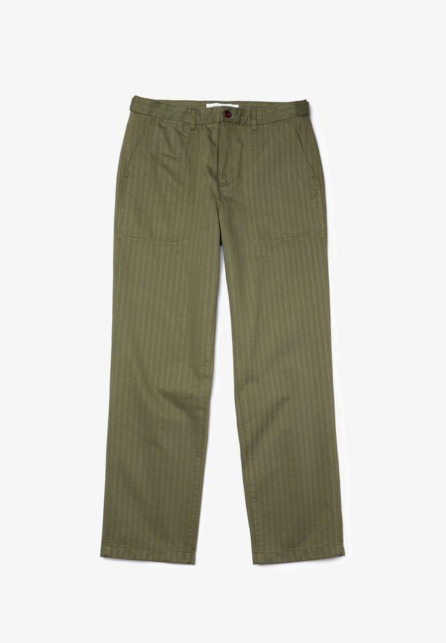 HH2444 - Pantalon classique - vert kaki