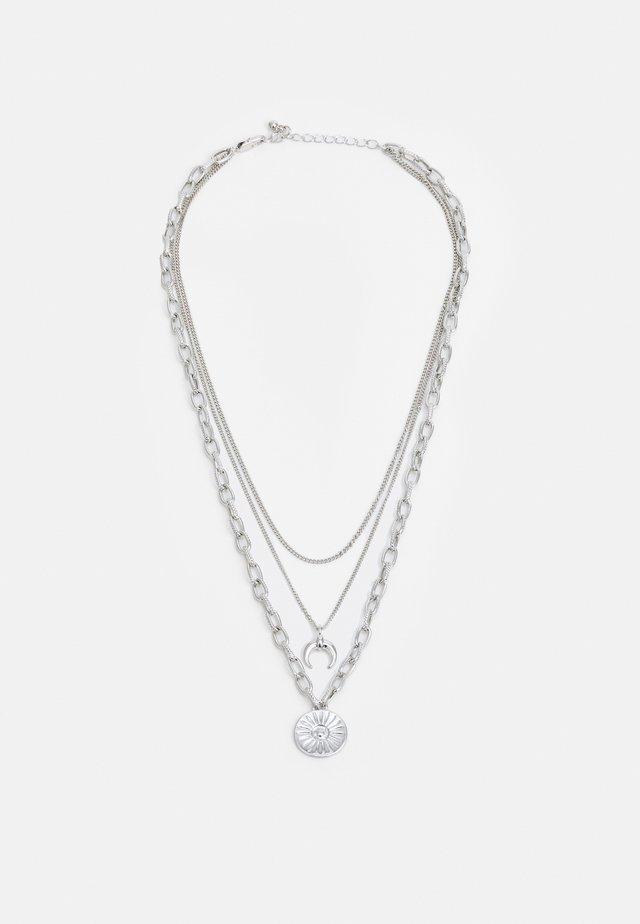 PCSANDELINE NECKLACE  - Collier - silver-coloured