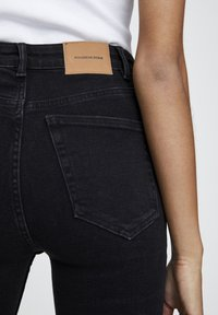 PULL&BEAR - Jeans Skinny - black - 3