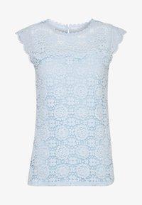 Dorothy Perkins Tall - TALL SHELL - Blouse - blue - 3