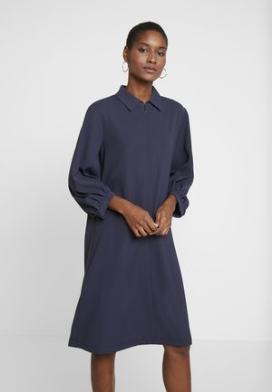QEDRIK - Shirt dress - smart blue