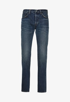 REGULAR TAPERED - Džíny Straight Fit - blue denim