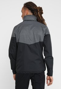 Columbia - Veste imperméable - black/dark grey - 3
