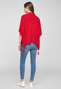 s.Oliver - Cape - red - 2