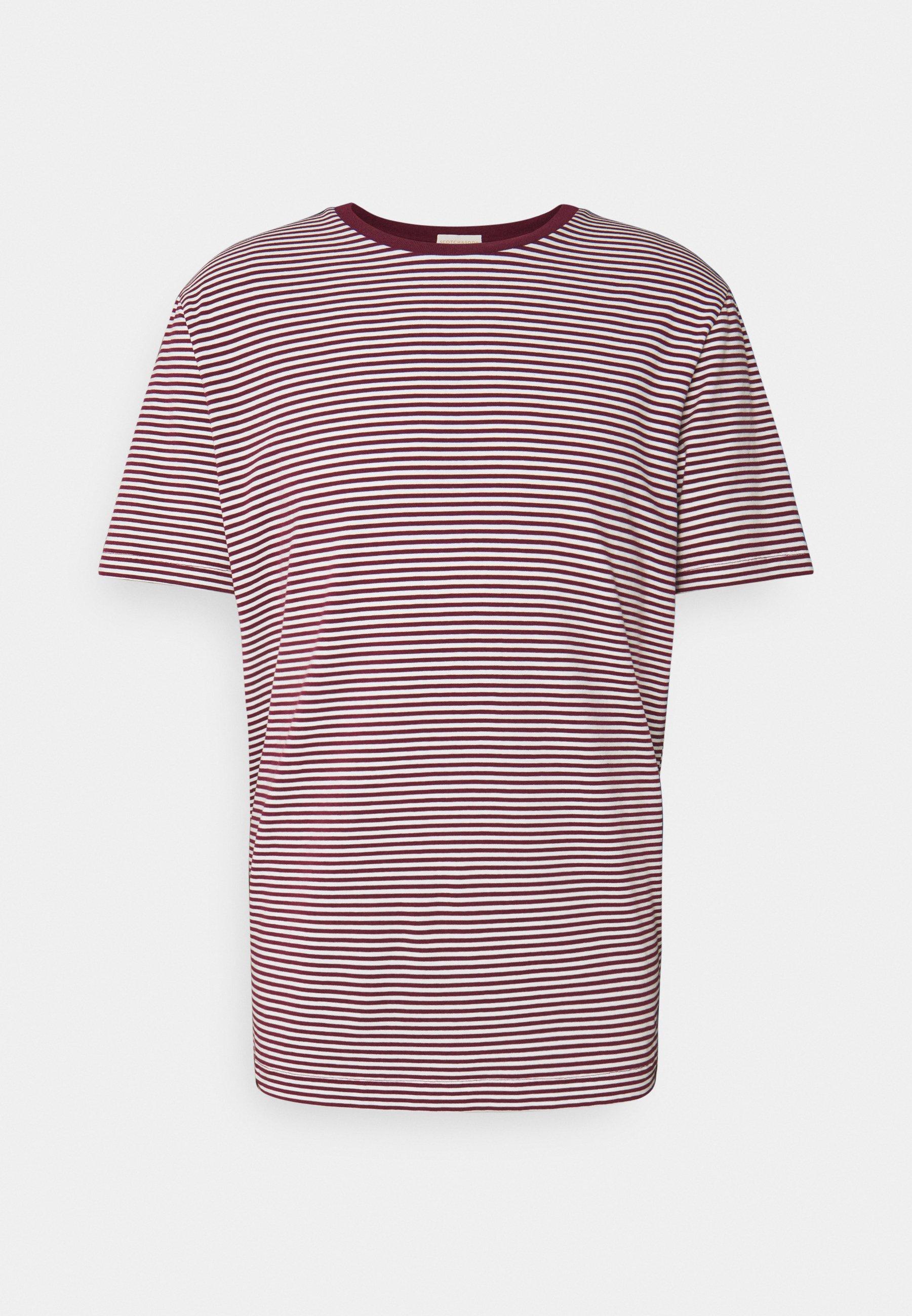 Men CLASSIC CREWNECK - Print T-shirt - combo