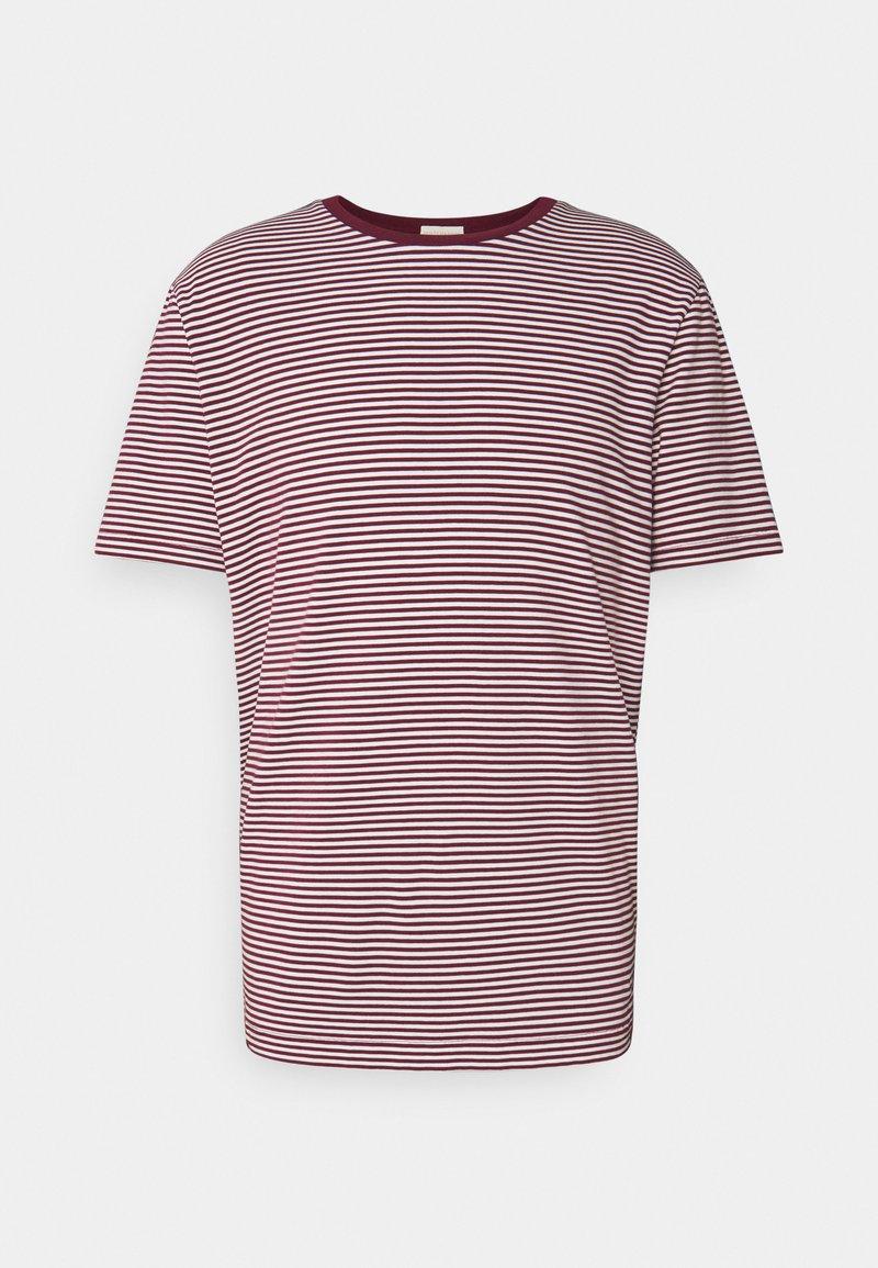 Scotch & Soda - CLASSIC CREWNECK - Print T-shirt - combo