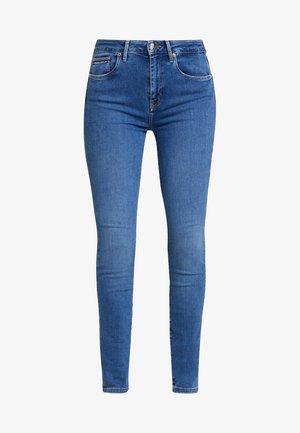 COMO BUSA - Jeans Skinny - blue denim