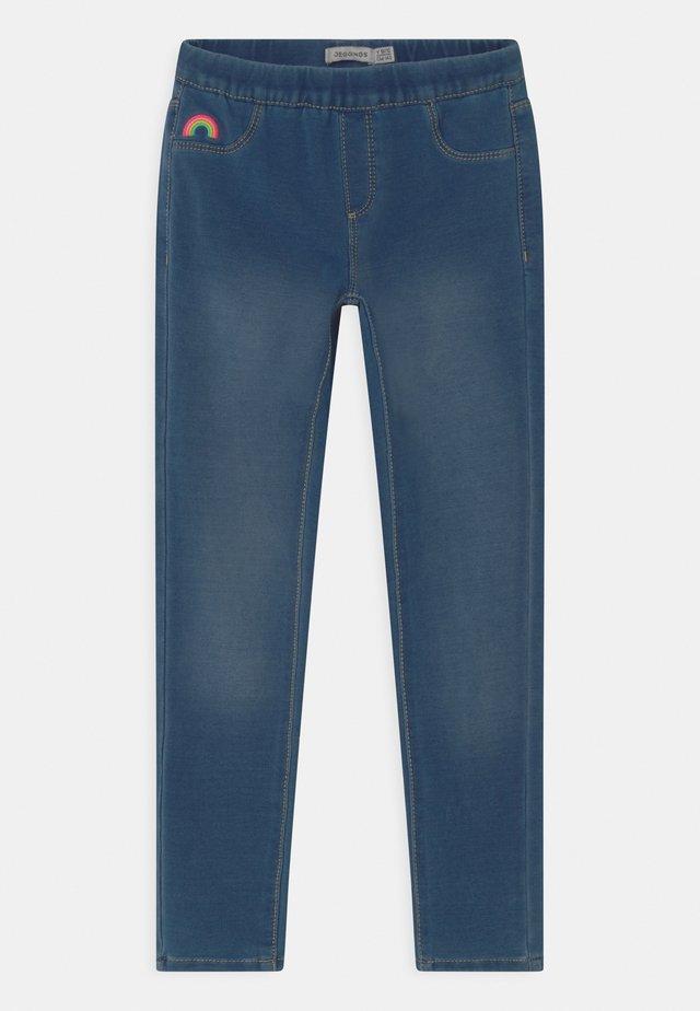 Jeans Skinny Fit - faded denim