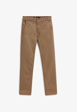 BY AUTHENTIC CHINO PANT BOYS - Chinos - brown