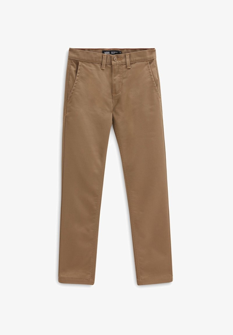 Vans - BY AUTHENTIC CHINO PANT BOYS - Chino - brown
