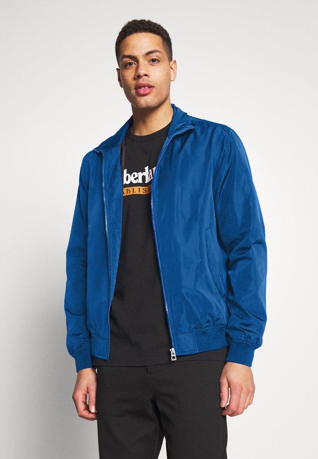 BASIC BOMBER* - Bomber Jacket - blue