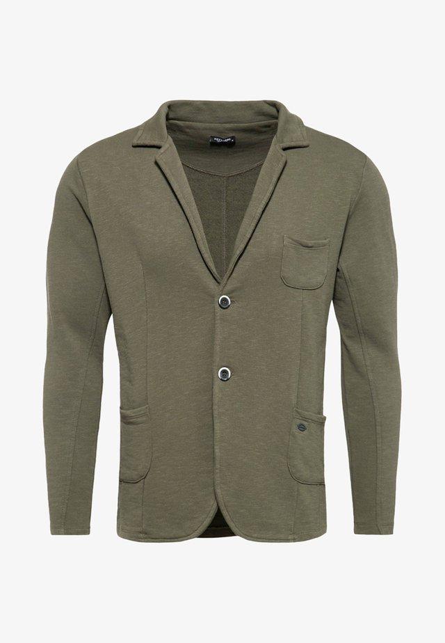 MSW BOMBAY JACKET - Blazer jacket - olive