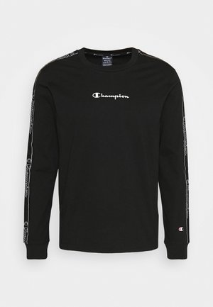LEGACY TAPE LONG SLEEVE - Camiseta de manga larga - black