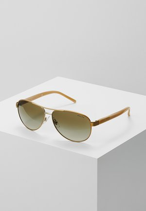 Sonnenbrille - brown gradient
