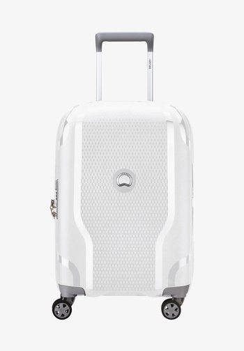 CLAVEL - Wheeled suitcase - weiss