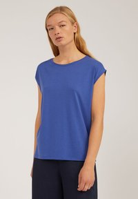 ARMEDANGELS - JILAA - Basic T-shirt - deep ultramarine - 0