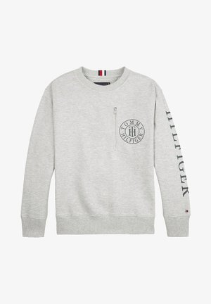 REFLECTIVE  - Pullover - grey heather