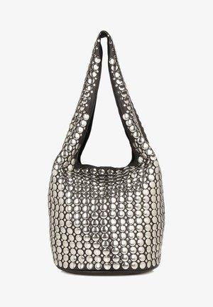 NAILA - Handbag - black