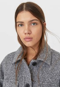 Stradivarius - Summer jacket - grey - 3