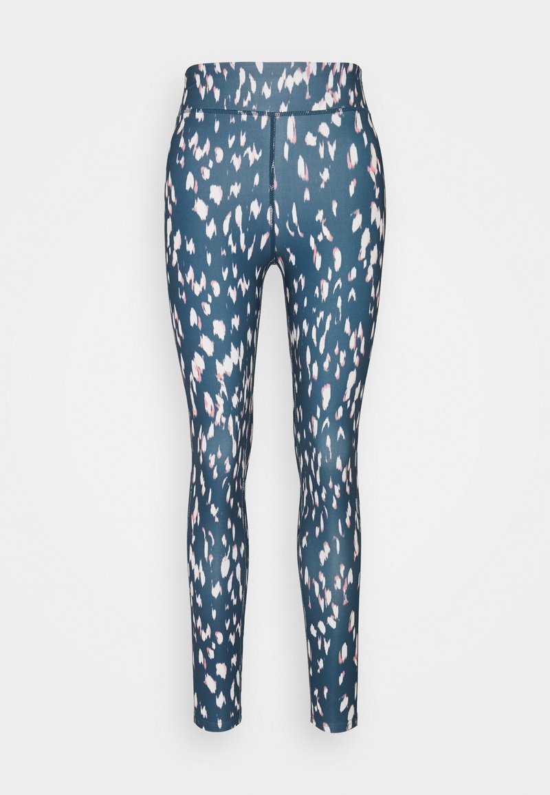 Even&Odd active - Tights - blue/pink