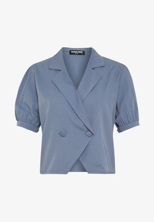 LIMA  - Button-down blouse - blue