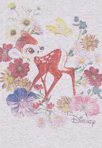 Cotton On - DISNEY BAMBI LICENSE SHORT SLEEVE TEE - Print T-shirt - summer grey - 2