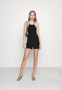 Fashion Union - BASQUE UNITARD - Jumpsuit - black - 1