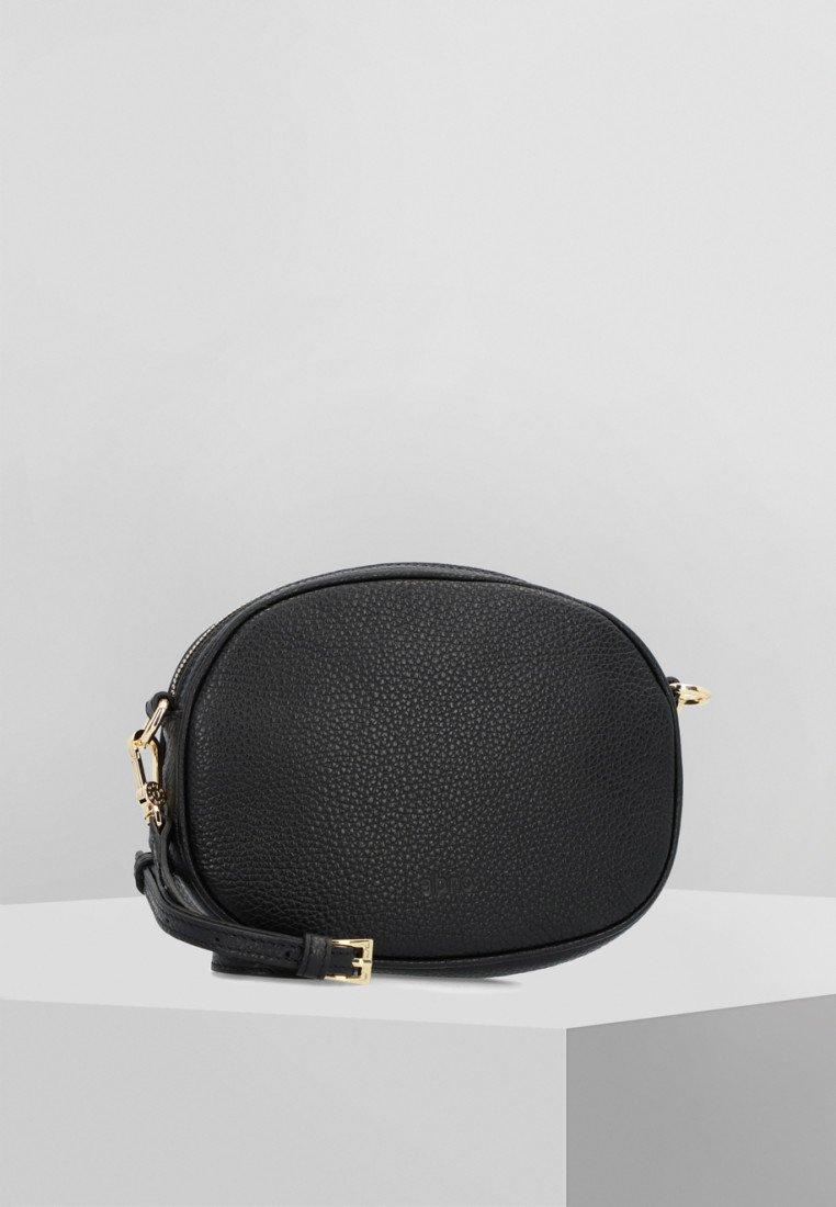 Abro ADRIA - Schoudertas - black - Dames Accessoires en tassen Korting