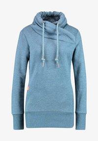 Ragwear - NESKA - Sweatshirts - baltic - 5