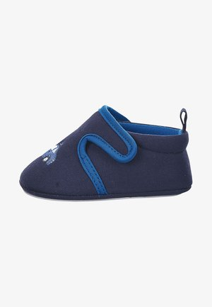 BABY-KRABBELSCHUH - First shoes - marine