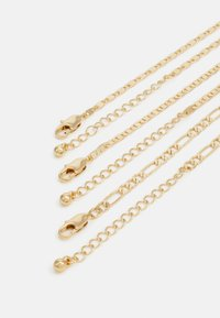 Pieces - PCDIDDY COMBI NECKLACE 3 PACK - Smykke - gold-coloured