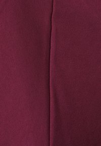 Nike Performance - YOGA COVER UP - Sweatshirt - night maroon/dark beetroot - 5