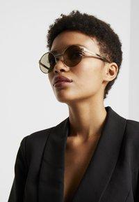 Versace - Sunglasses - gold - 3