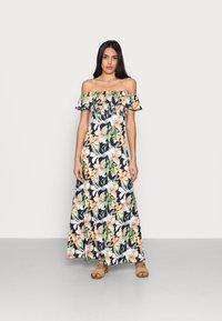 LASCANA - MAXIKLEID - Jersey dress - multi-coloured - 1
