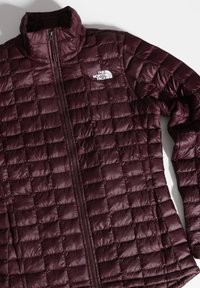 The North Face - W THERMOBALL ECO JACKET - EU - Snowboardjakke - root brown matte - 3
