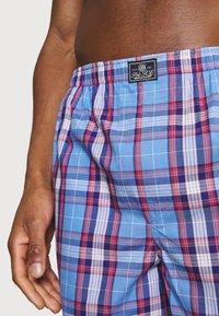 Polo Ralph Lauren - 3 PACK  - Boxer shorts - blue - 4