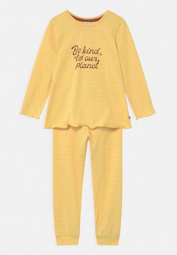 MINI - Pyjama set - yellow