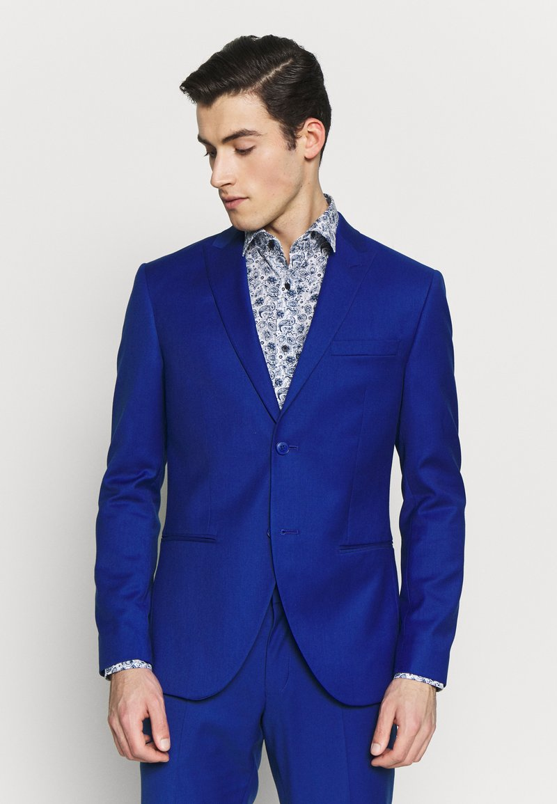 Isaac Dewhirst - POP SUIT - Garnitur - royal blue