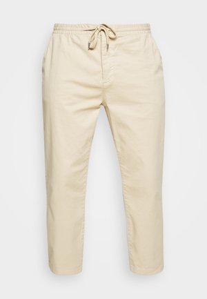 WHYATT - Spodnie materiałowe - stone