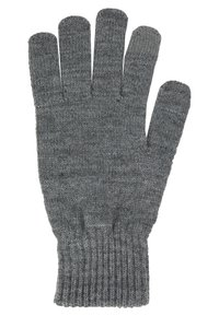 Jack & Jones - JACBARRY GLOVES - Guantes - grey melange - 1