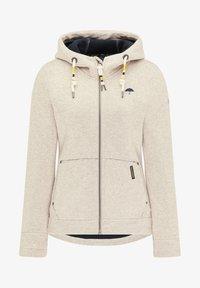 Schmuddelwedda - Fleece jacket - elfenbein melange - 4