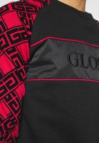 Glorious Gangsta - BARCO CREW - Felpa - black/red - 3