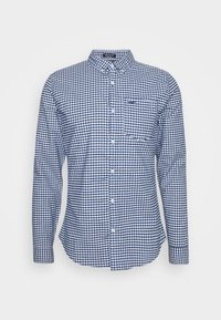 PATTERN JUL - Shirt - navy