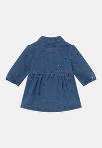 Tommy Hilfiger - BABY DRESS - Denim dress - blue denim - 1