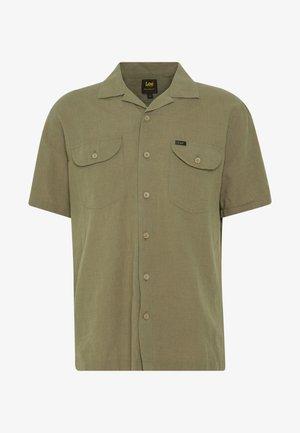 WORKER - Shirt - utility green