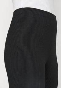 Topshop Petite - Trousers - black - 4