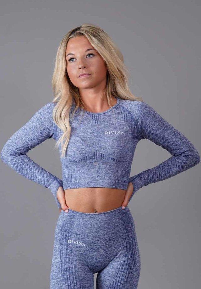 ELECTI - Långärmad tröja - blue